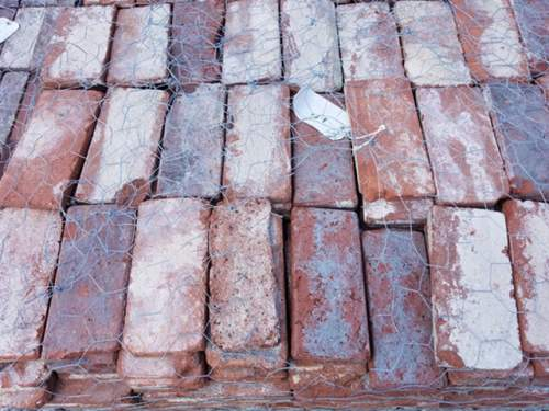 Thin Veneer Bricks