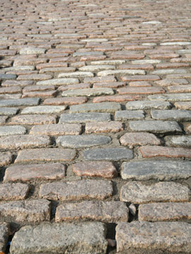 Early Urban Cobblestones